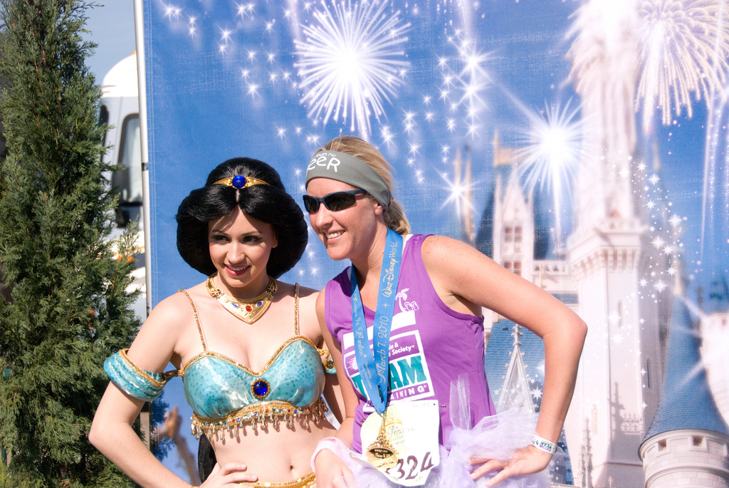 2016 disney princess half marathon