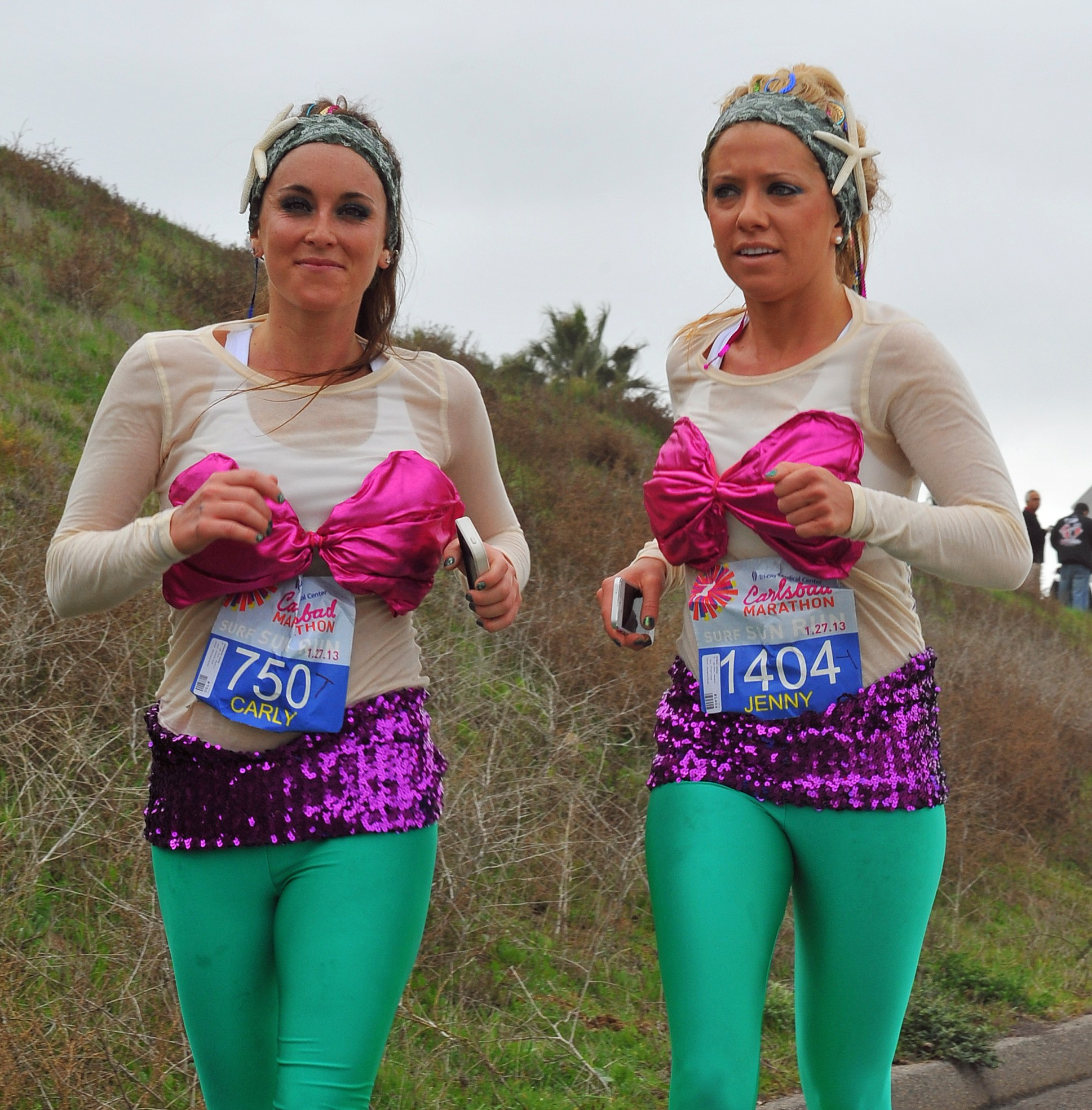 women only running events