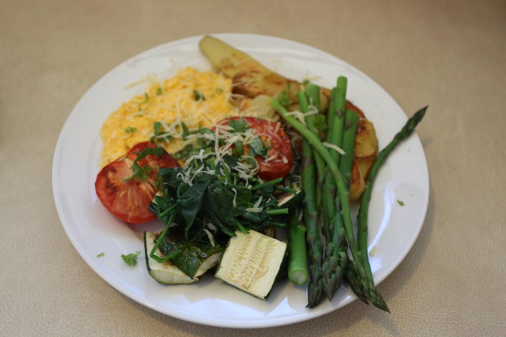 power breakfast recipes