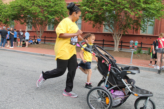 how to balance running with family commitments